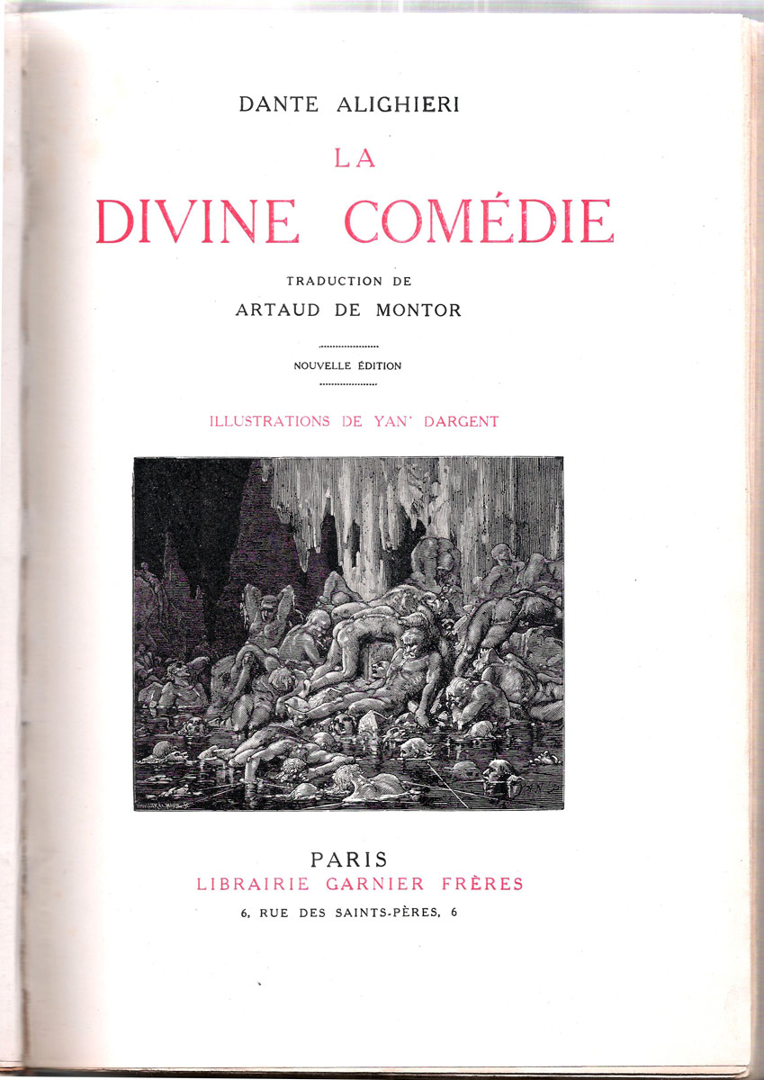 Artaud de Montor – 1925