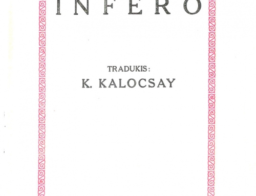 Kalocsay – 1933
