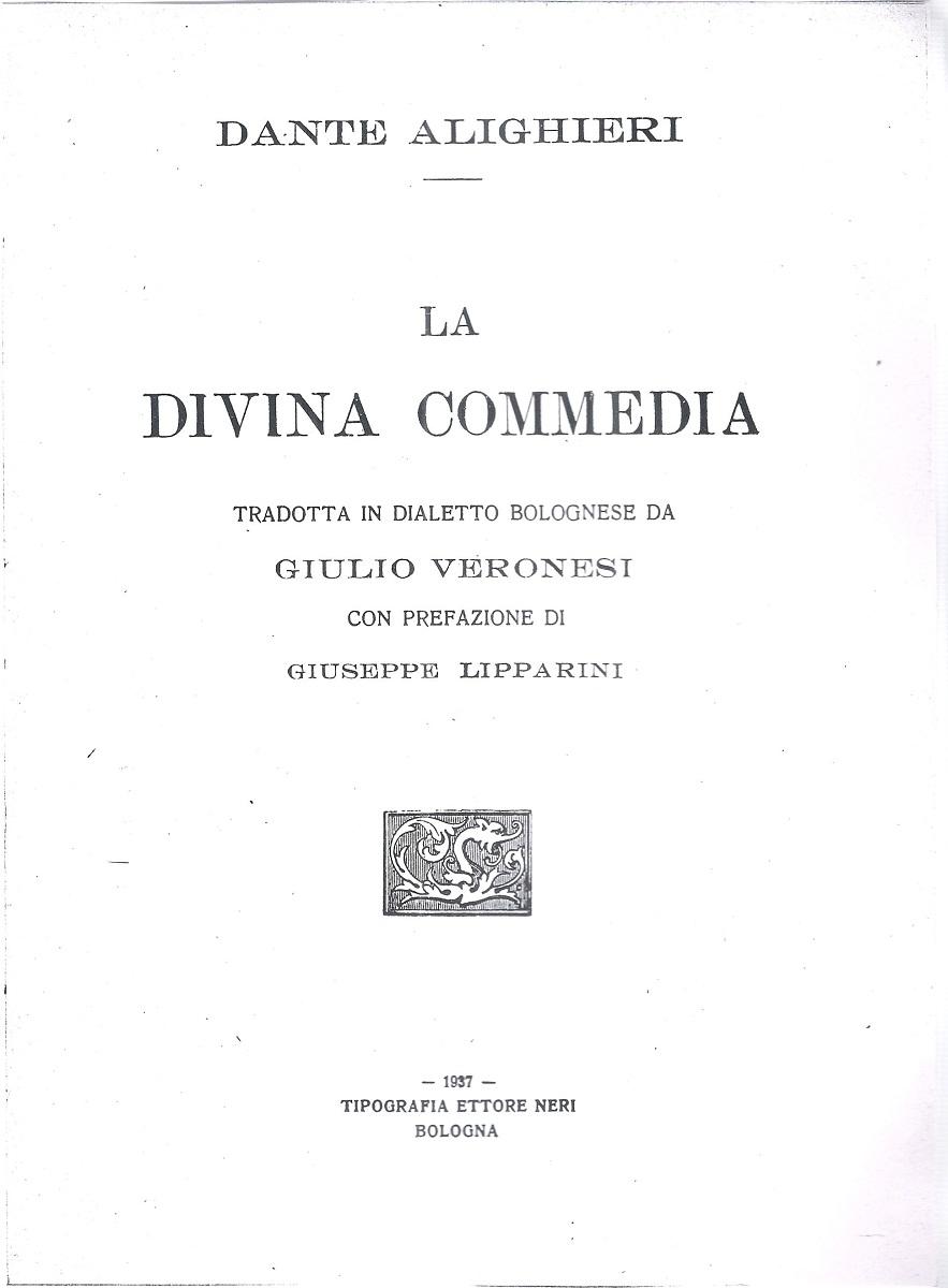Veronesi – 1937