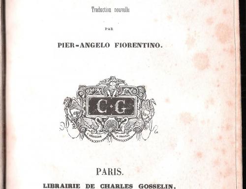 Fiorentino – 1843