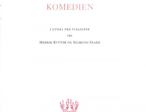 Rytter and Skard – 1965