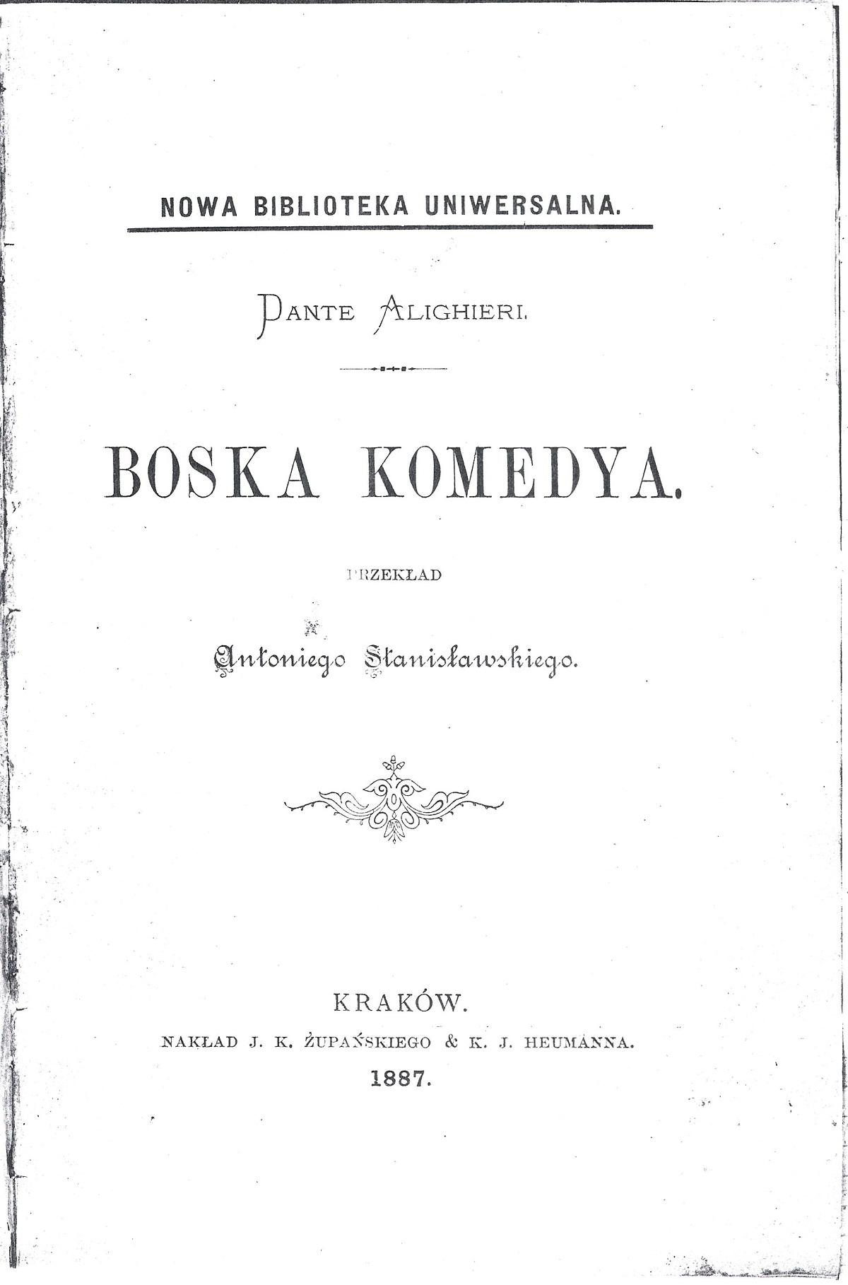 Stanisławski – 1887