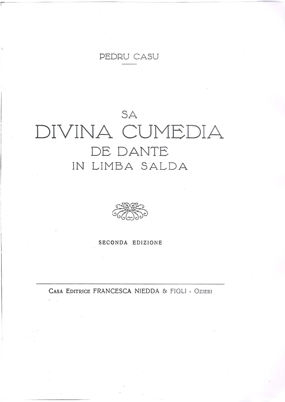 Casu – 1977