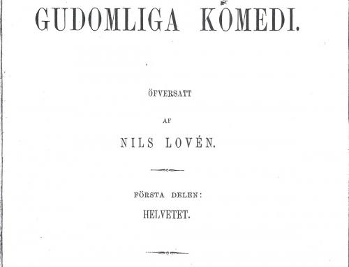 Lovén – 1856