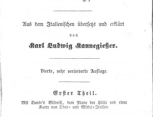 Kannegiesser – 1843