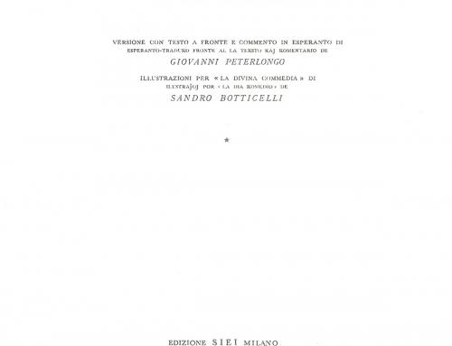 Peterlongo – 1963