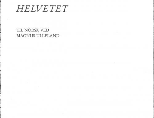 Ulleland – 1993