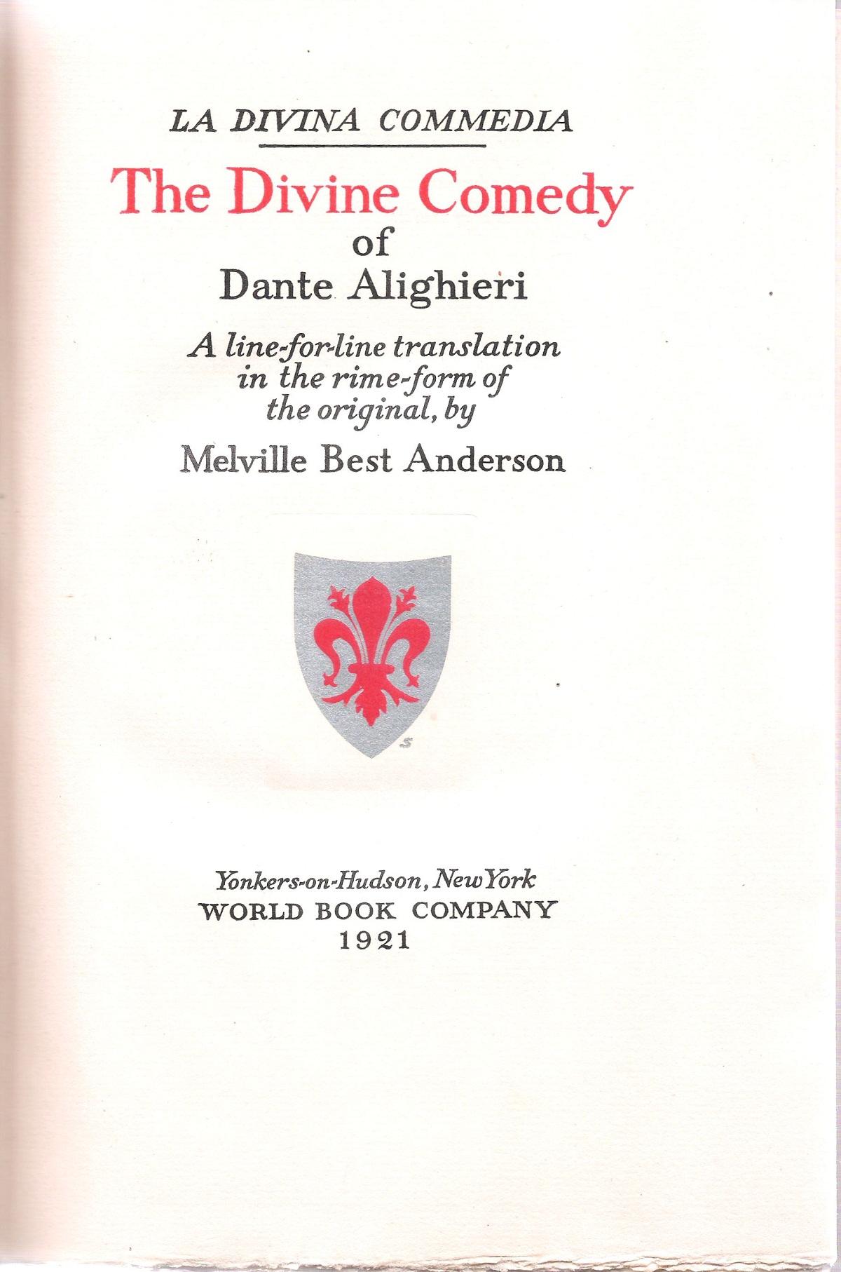 Anderson – 1921