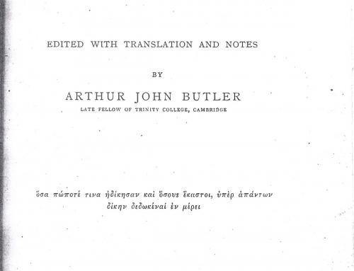 Butler – 1894