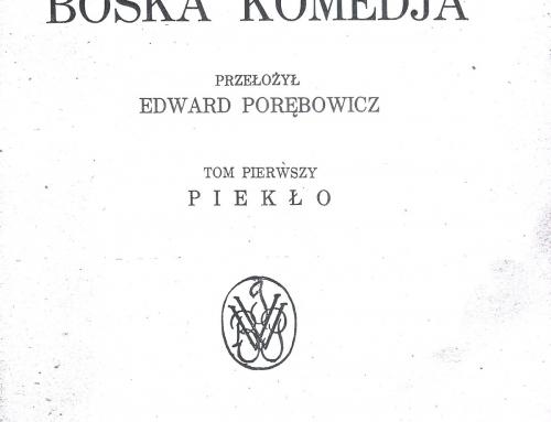 Porębowicz – 1925