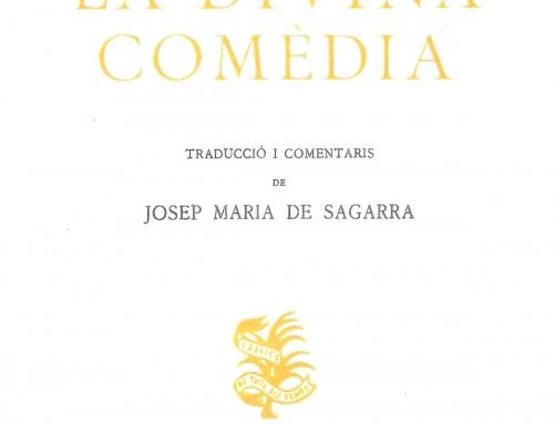 Sagarra – 1955