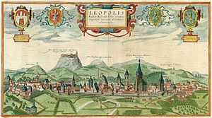 L'viv - 1618