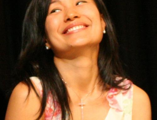 La voce di Susanna Kwon, cantante lirica coreana