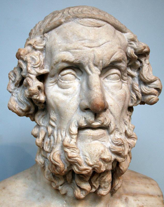 Omero – Il naufragio di Ulisse tra Scilla e Cariddi