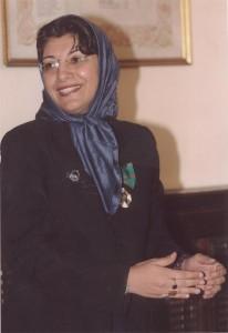 Farideh Mahdavi Damghani