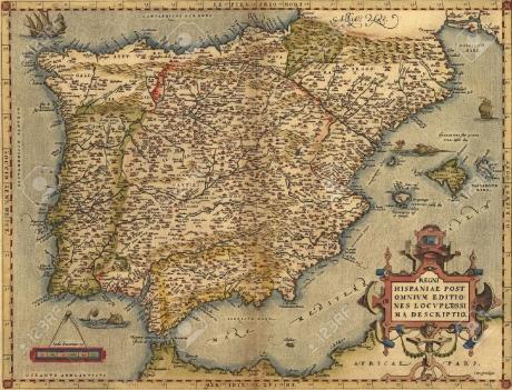 Hispaniae Descriptio