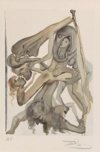 El Infierno de Salvador Dalì