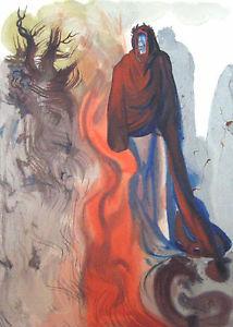 Salvador Dalí – El fuego de Odiseo
