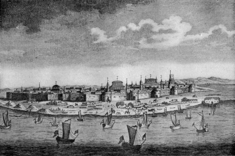 Astrakhan e il Volga - Secolo XVII