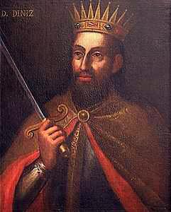 Dionigi I Agricola, re del Portogallo dal 1279 al 1325