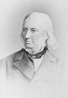 Karl Witte fondatore della Deutsche Dante Gesellschaft