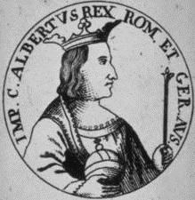 L'imperatore Alberto I di Asburgo