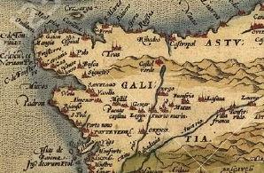 La Galizia è una regione dell'estremo nord-ovest della Spagna