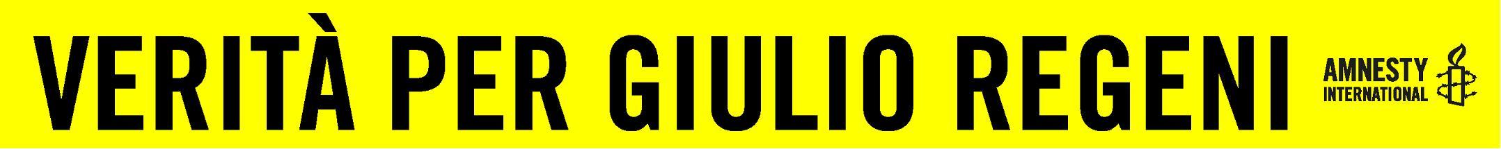 Amnesty per Giulio 2