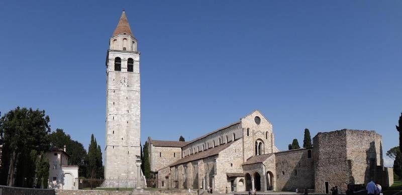 Aquileia - Basilica patriarcale
