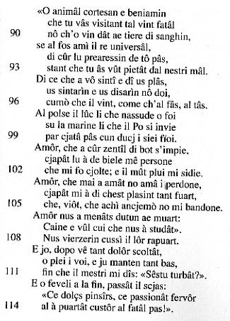 Inf. V, 88-114