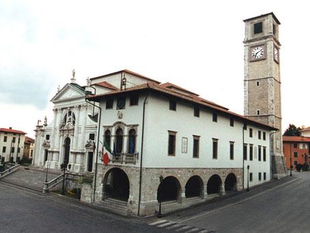 SanDaniele del Friuli - Biblioteca Guarneriana