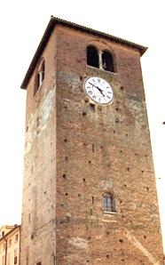 Goito, Torre civica