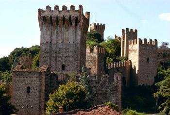 Mura e castello di Este