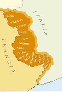 Valli occitane del Piemonte