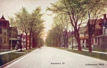 Kalamazoo, Michigan, Academy Street