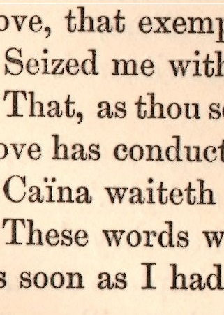 Inglese – Longfellow