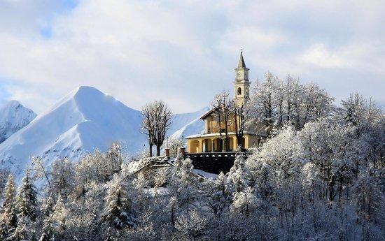 Borgo San Dalmazzo - Santuario di Monserrato