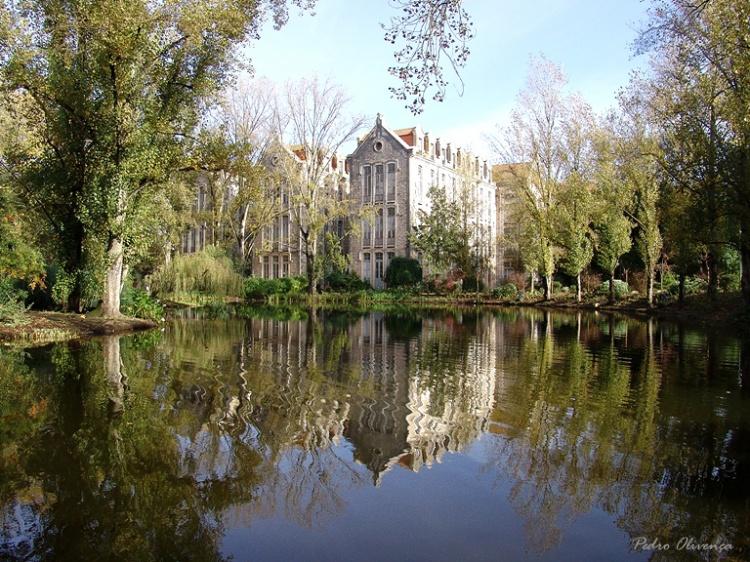 Caldas da Rainha - Parque Dom Carlos I