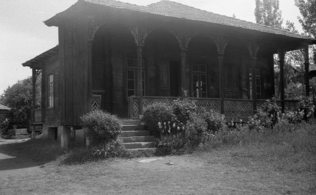 Casa di Gamsakhurdia a Tbilisi