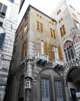Genova - Palazzo di Branca Doria