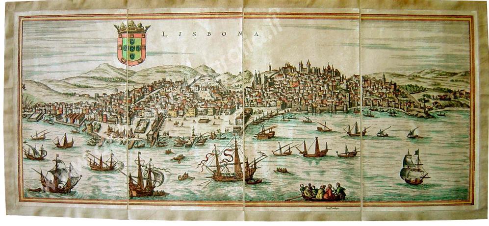 Lisbona del Settecento