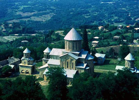Monastero di Gelati - Georgia