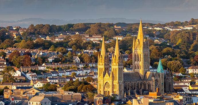 Truro, Cornwall, England