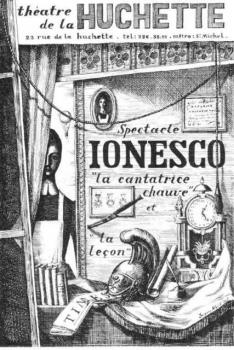 Ionesco affiche