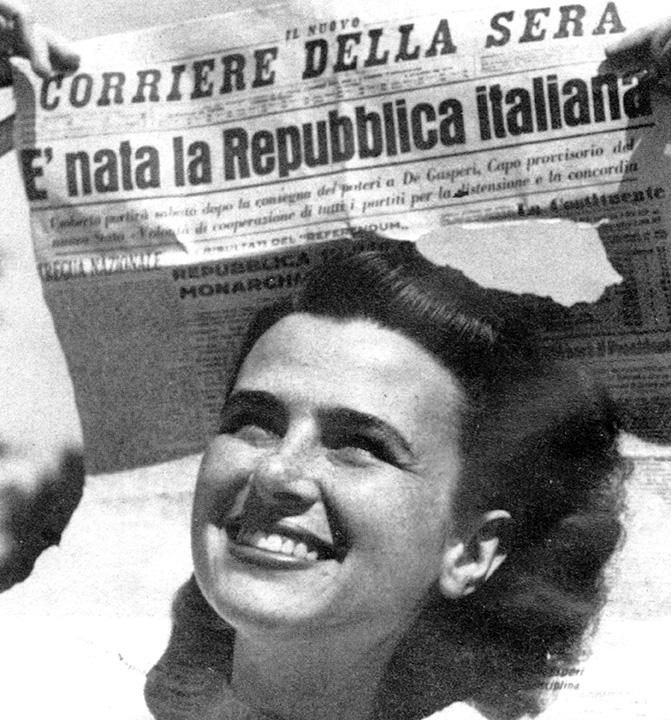 La ragazza della Repubblica – Storia di Anna, la ragazza simbolo della Repubblica Italiana
